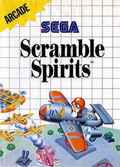 Portada de la descarga de Scramble Spirits
