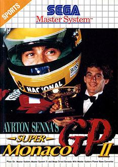 Juego online Ayrton Senna's Super Monaco GP II  (SMS)