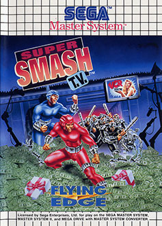 Juego online Super Smash TV (SMS)