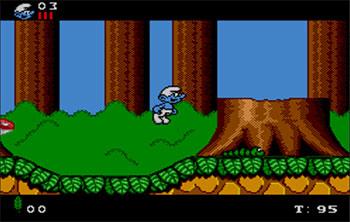 Imagen de la descarga de The Smurfs