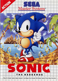 Juego online Sonic the Hegdehog (SMS)