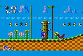 Imagen de la descarga de Sonic the Hegdehog
