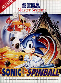 Juego online Sonic Spinball (SMS)