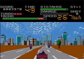 Pantallazo del juego online Special Criminal Investigation (SMS)