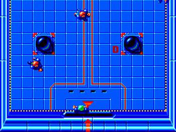 Pantallazo del juego online Speedball (SMS)