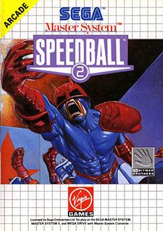 Carátula del juego Speedball 2