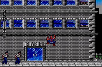 Pantallazo del juego online Spider-Man (SMS)