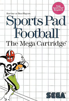 Juego online Sports Pad Football (SMS)