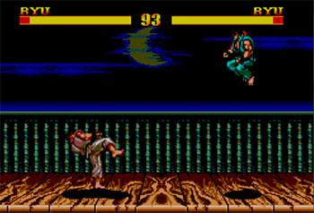 Imagen de la descarga de Street Fighter II