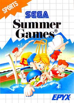 Juego online Summer Games (SMS)