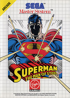 Juego online Superman : The Man of Steel (SMS)