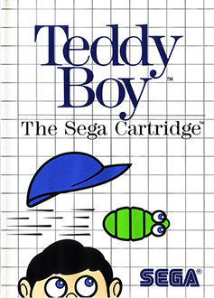 Portada de la descarga de Teddy Boy