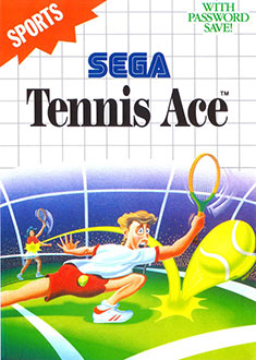 Portada de la descarga de Tennis Ace