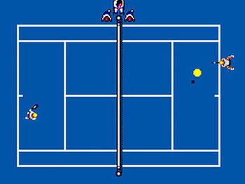 Imagen de la descarga de Tennis Ace