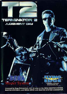 Juego online Terminator 2: Judgment Day (SMS)