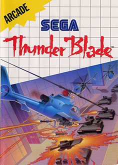 Juego online Thunder Blade (SMS)