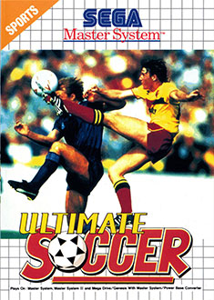 Portada de la descarga de Ultimate Soccer
