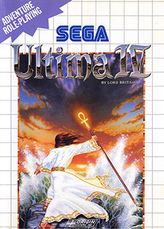 Juego online Ultima IV: Quest of the Avatar (SMS)