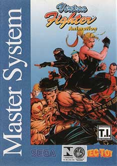 Juego online Virtua Fighter Animation (SMS)