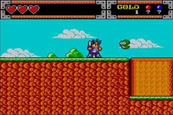 Imagen de la descarga de Wonder Boy in Monster World