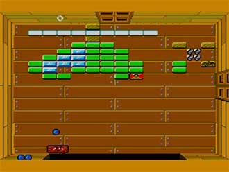 Pantallazo del juego online Woody Pop (SMS)