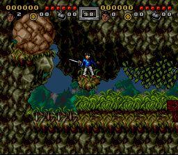 Pantallazo del juego online 3 Ninjas Kick Back