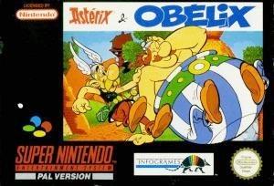 Portada de la descarga de Asterix & Obelix