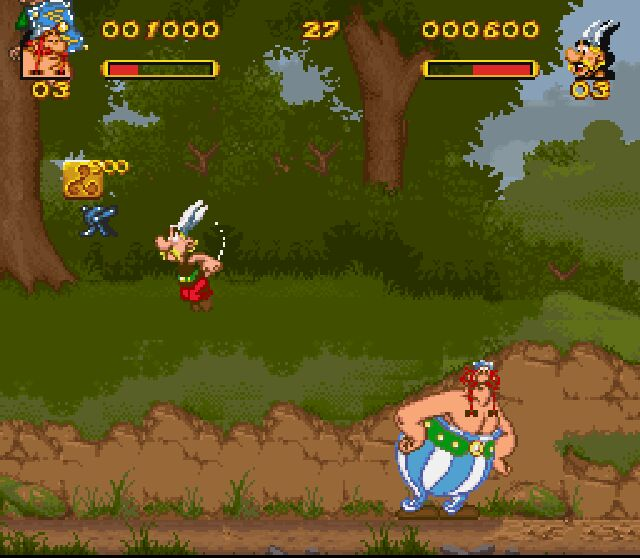 Imagen de la descarga de Asterix & Obelix