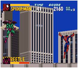 Imagen de la descarga de The Amazing Spider-Man: Lethal Foes