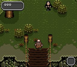 Pantallazo del juego online Addams Family Values (Snes)