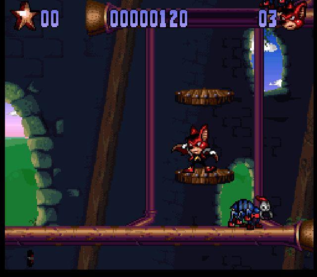 Imagen de la descarga de Aero the Acrobat 2