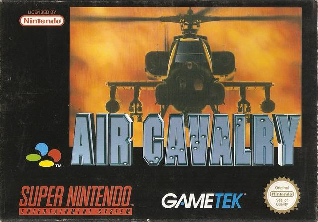 Portada de la descarga de Air Calvary