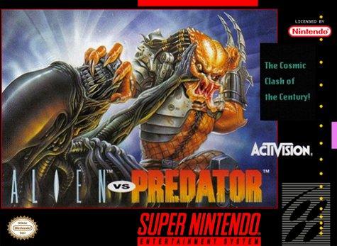 Portada de la descarga de Alien vs Predator