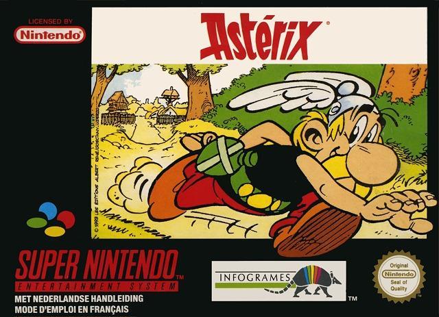 Portada de la descarga de Asterix