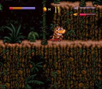 Imagen de la descarga de Baby T-Rex Sample Game