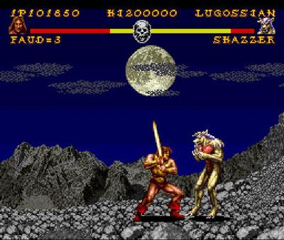 Pantallazo del juego online Battle Blaze (Snes)