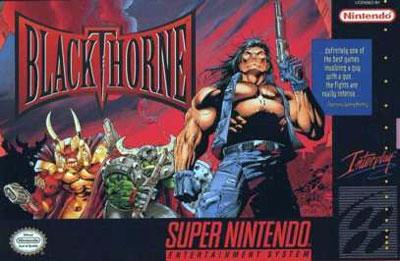 Carátula del juego BlackThorne