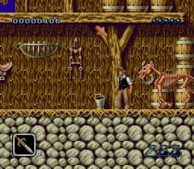 Pantallazo del juego online Bram Stoker's Dracula (Snes)