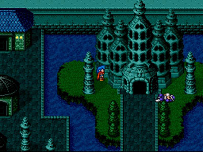 Pantallazo del juego online Breath of Fire (Snes)