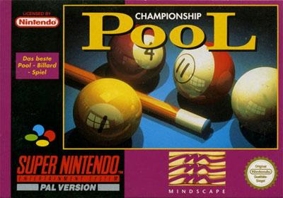 Portada de la descarga de Championship Pool