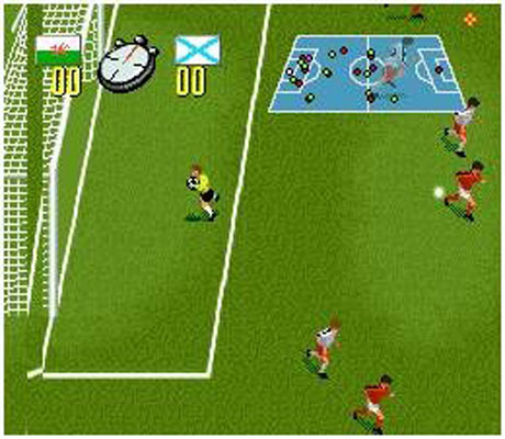 Imagen de la descarga de Champions World Class Soccer