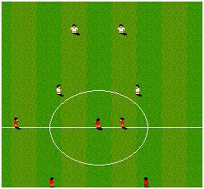 Pantallazo del juego online Championship Soccer '94 (Snes)