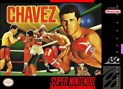 Carátula del juego Chavez (Snes)