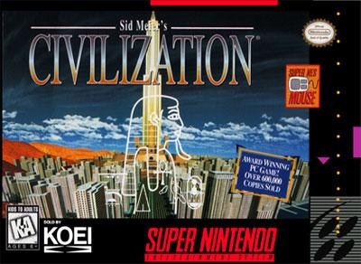 Portada de la descarga de Sid Meier's Civilization