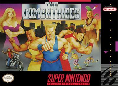 Carátula del juego The Combatribes (Snes)