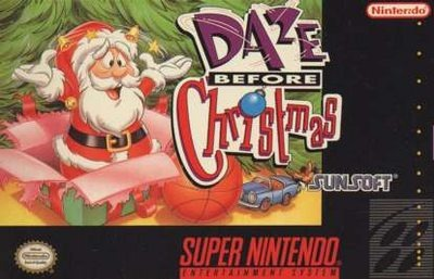Portada de la descarga de Daze Before Christmas