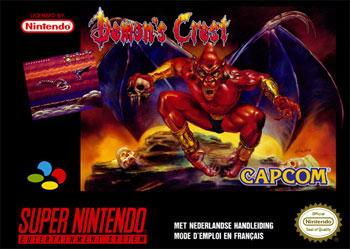 Portada de la descarga de Demon's Crest