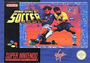 Portada de la descarga de Dino Dini's Soccer