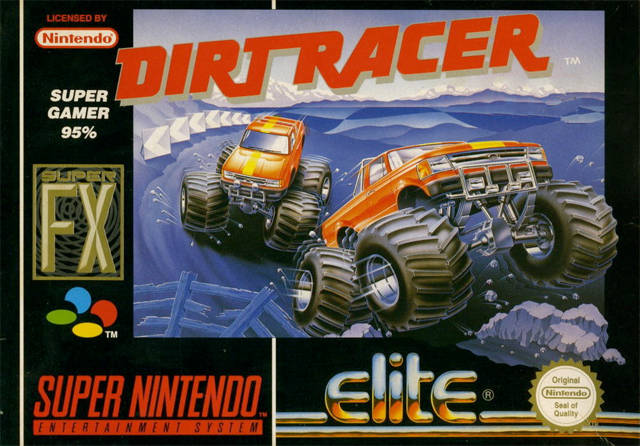Portada de la descarga de Dirt Racer