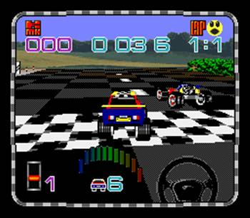 Imagen de la descarga de Dirt Racer